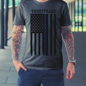 Shoot Prado Thin Blue Line Tee