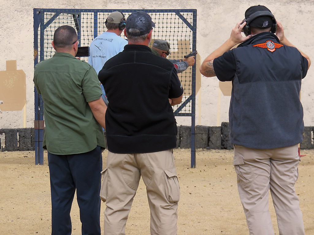 Shoot Prado Pistol Shooting